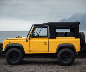 Defender D90 Beach Runner