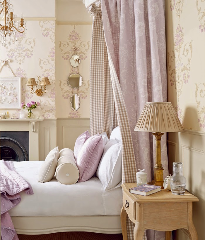 Interior Design Inspiration Photos By Laura Hay Decor Design: Delicate And Feminine By Laura Ashley