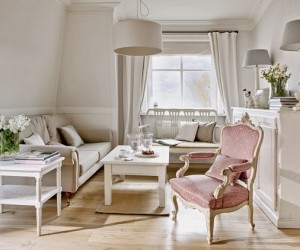 Delicate and feminine flat in Poland