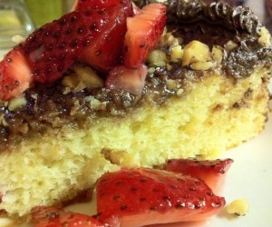 Delicious Baked Treats for People Who Eat Gluten Free