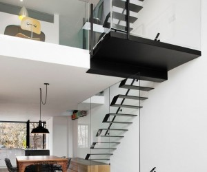 Delightful house transformation in Toronto