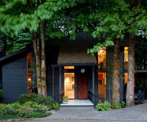 Delightful Modern Retreat in Portland, Oregon: Arboretum Residence