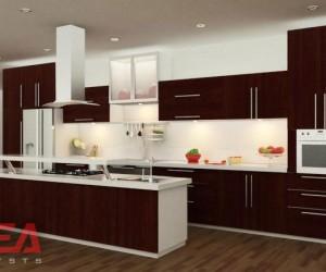 Demo Modular Kitchen McCormick