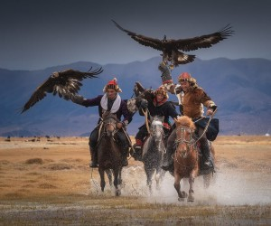 Dennis Hellwig Captures The Beauty of Mongolia: The Last Frontier of Nomadic Culture