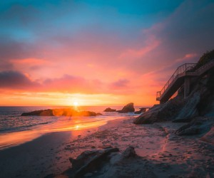 Derek Liang Captures Unbelievable Landscapes in California