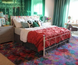Design a teenage girl bedroom that will never go out of style