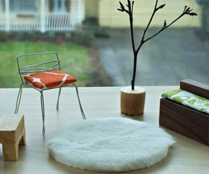 Design in Miniature: Modern Dollhouse Furniture Ideas