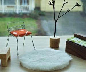 Design in Miniature: Modern Dollhouse Furniture Ideas