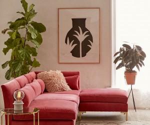 Design Trend: A Touch of Velvet