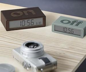 Designwrite Flip Alarm Clock