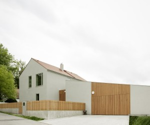 Detached House by CAMA