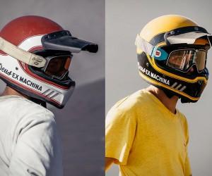 Deus Django Vintage MX Helmet