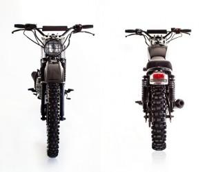 Deus Ex Machina Bali Dog Motorcycle
