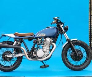 Deus The Smirk Custom Motorcycle