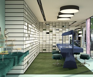 Dimore Studio Designs New Oliver Peoples Miami Store