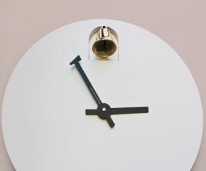 DINN Musical Clock by Alessandro Zambelli