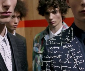 Dior Homme SpringSummer 2015 Film by Willy Vanderperre