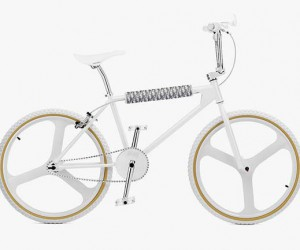 Dior Homme x Bogarde Team Up Again For A BMX Bike Collab