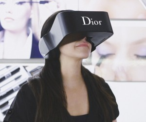 Dior Introduces Virtual Reality Headset