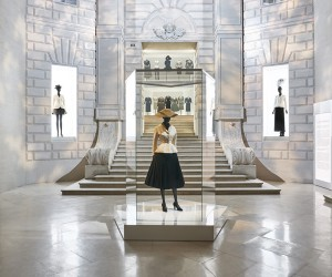 Dior Retrospective at Muse Des Arts Dcoratifs in Paris