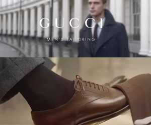 Directors Cut of Mens Tailoring from Gucci