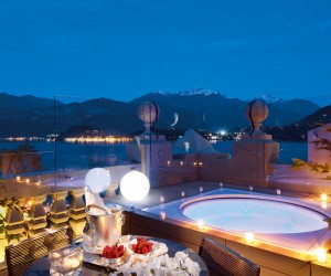 Discover the Romantic Atmosphere At The Grand Hotel Tremezzo