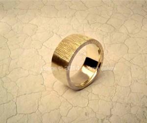 Discrepancy, men wide ring