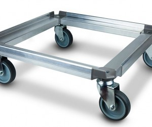 DISHWASHER RACK DOLLY 500x500MM