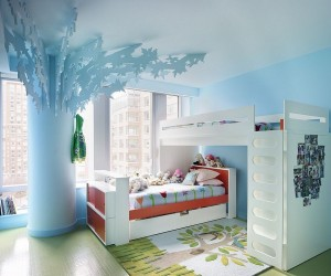 Disney-Inspired Rooms That Celebrate Color and Creativity