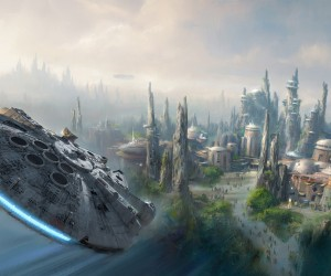 Disney is building a massive Star Wars world at Disneyland