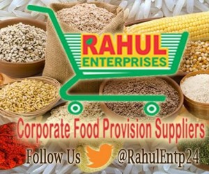Distributor for all major food brands- Rahul Enterprises