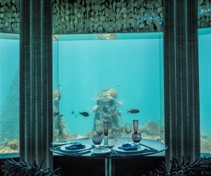 Dive Into The Worlds First Underwater Nightclub