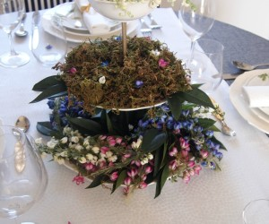 DIY: Bring Spring to Your Table with Faux Blooms