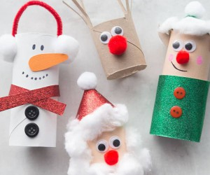 DIY Christmas Decorations for Kids