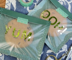 DIY Cookie Wrappers