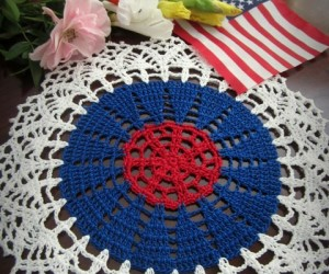 DIY Crochet Lace Doily Patterns
