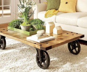 DIY Farmhouse Tables for Your Rustic Dining Room