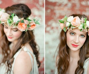 DIY Flower Crown Designs