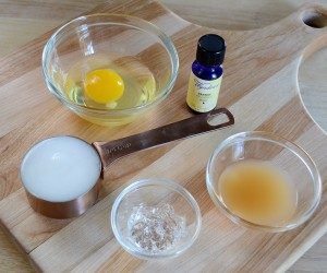 DIY Hair Moisturizer