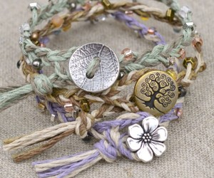 DIY Hemp Bracelet Patterns That are Great for Summer