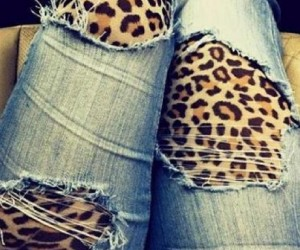 DIY Ideas for Lovers of Leopard Print