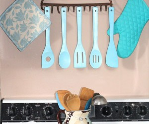 DIY Kitchen Projects That are Useful and Decorative