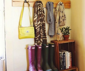 DIY Mud Room Ideas