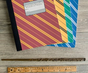 DIY Notebooks for Back to School Time