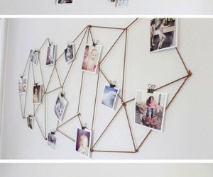 DIY Picture Displays that Dont Involve Frames