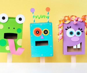 DIY Puppets Your Kids Will Love Making and Playing With