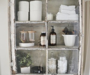 DIY Simple Bathroom Cabinets From Scratch