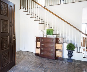 DIY Staircase Transformation and Storage Projects