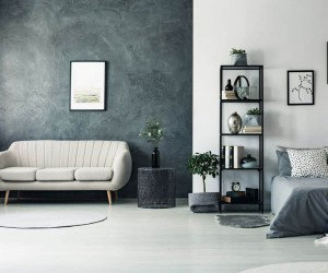 DIY Tips for Decorating with Charcoal Grey