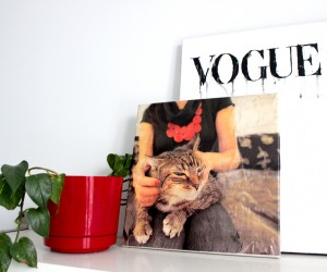 DIY: Turn Your Favorite Photos into Personalized Canvas Artwork